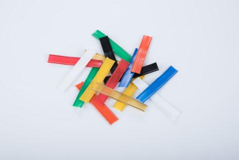 Cut Clips, Haufen, alle Farben