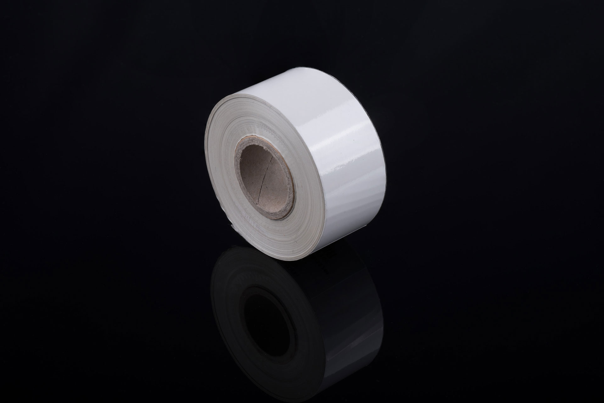 Farbband aus hochwertigen Wachs hergestellt, weiß