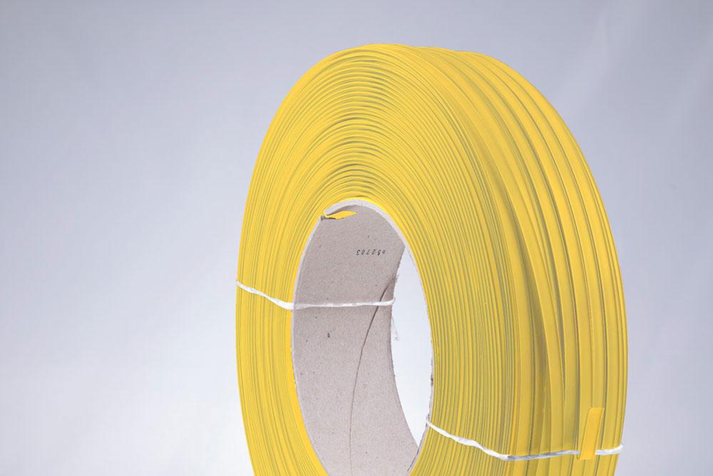 Kunststoff-Clipband Rolle 2/8 - 500 m - Drahtstärke 0,8 mm ...
